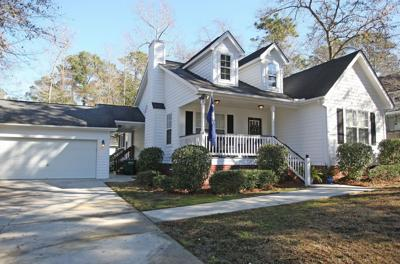 100 Wax Myrtle Lane - Cottage-style Summerville house with expansive layout commingles cozy feel and ample living space