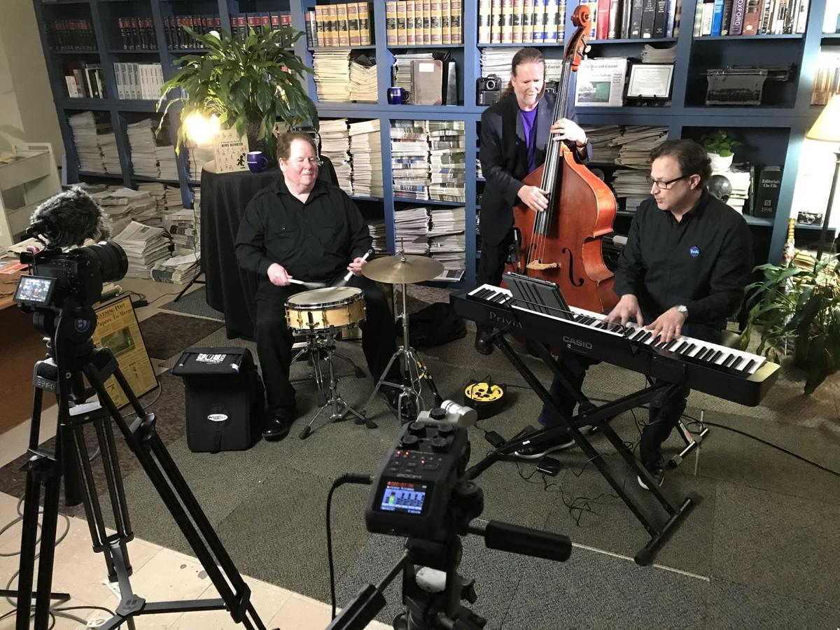 Joe Clarke Trio