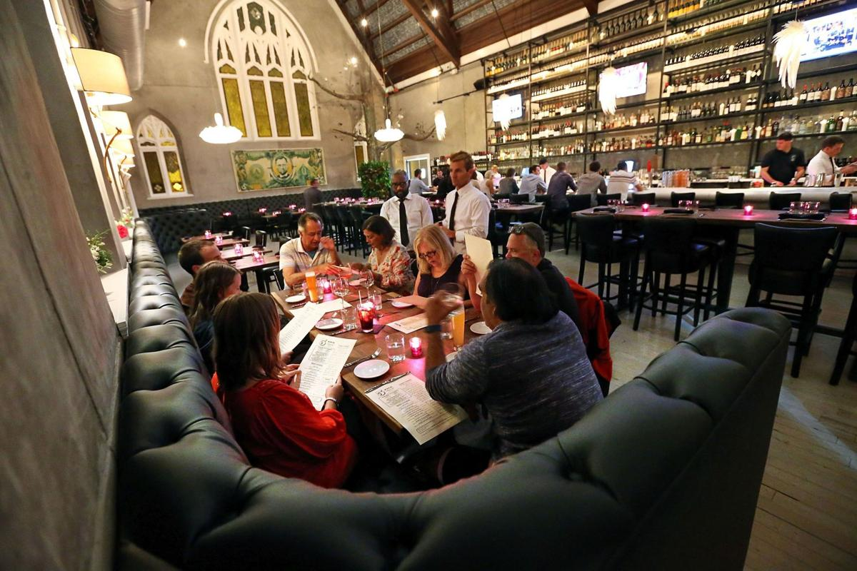 5Church Charleston Downtown Charleston presses pedal on some dishes a little too hard