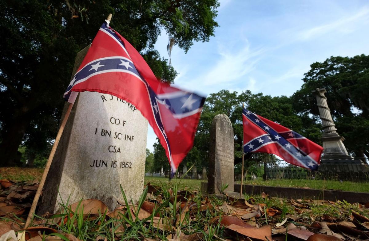 As Confederate Symbols Come Under Siege Charleston Keeps Memorial