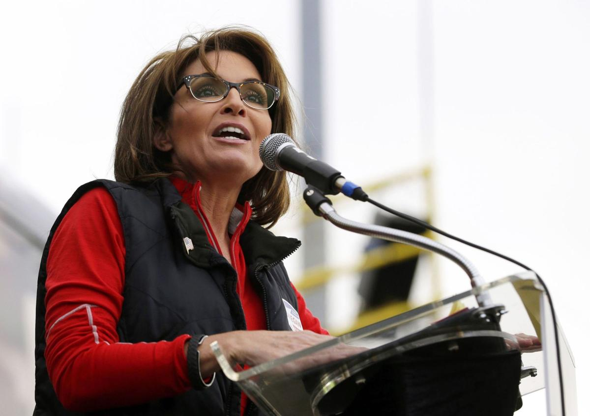 Sarah Palin cited for speeding in Alaska hometown