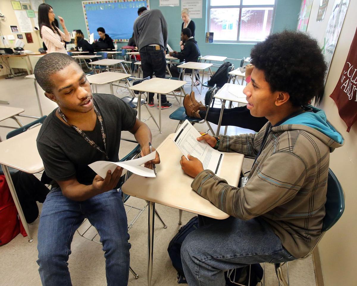 Taste of real world gets teens on track