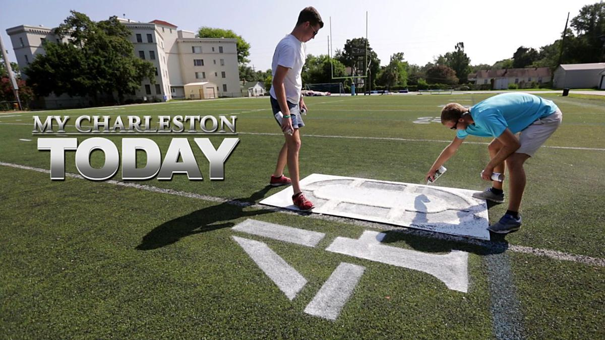 My Charleston Today: Gearing up for another school year at The Citadel