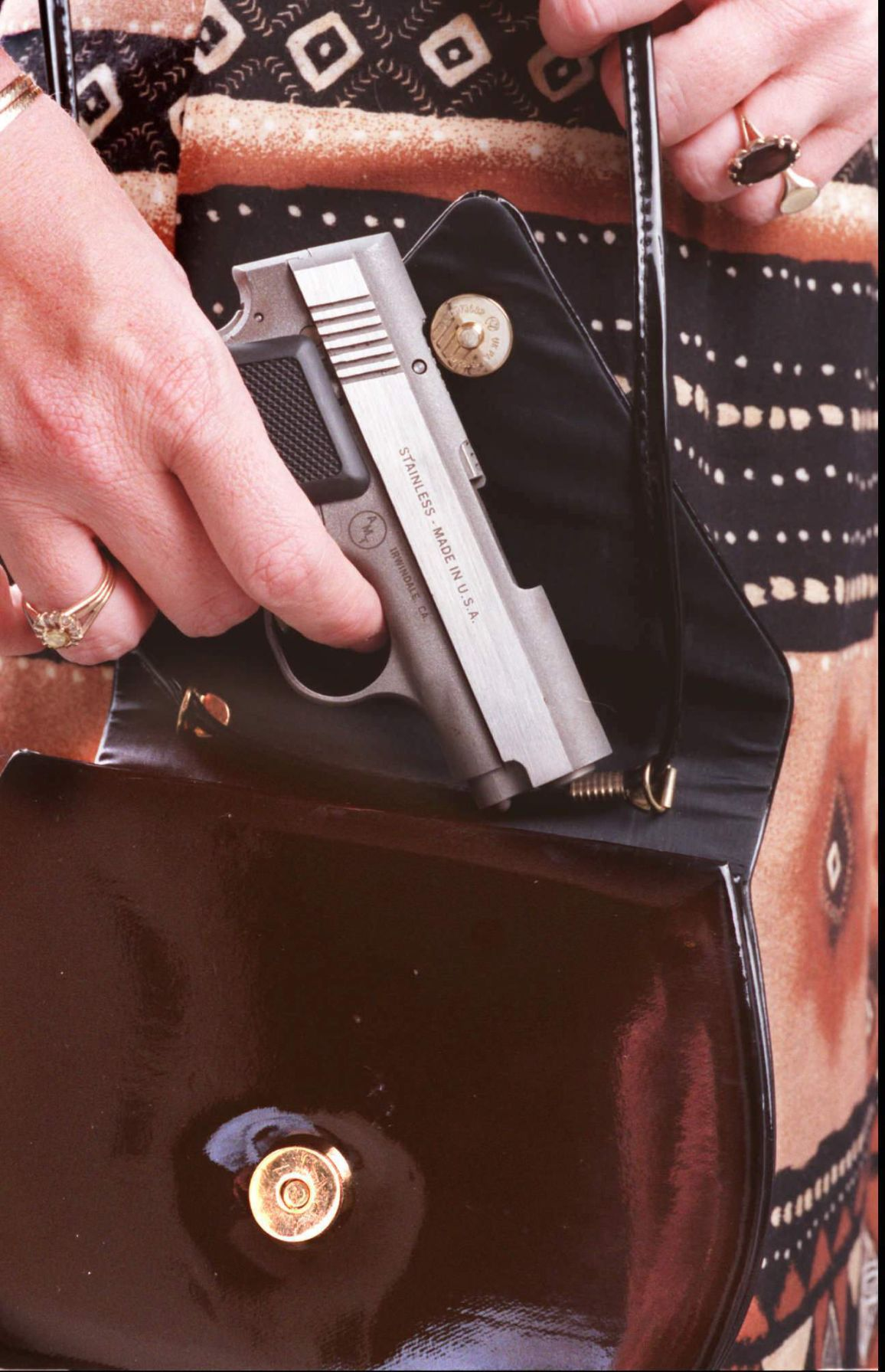 S.C. House panel OKs concealed carry reciprocity with Georgia