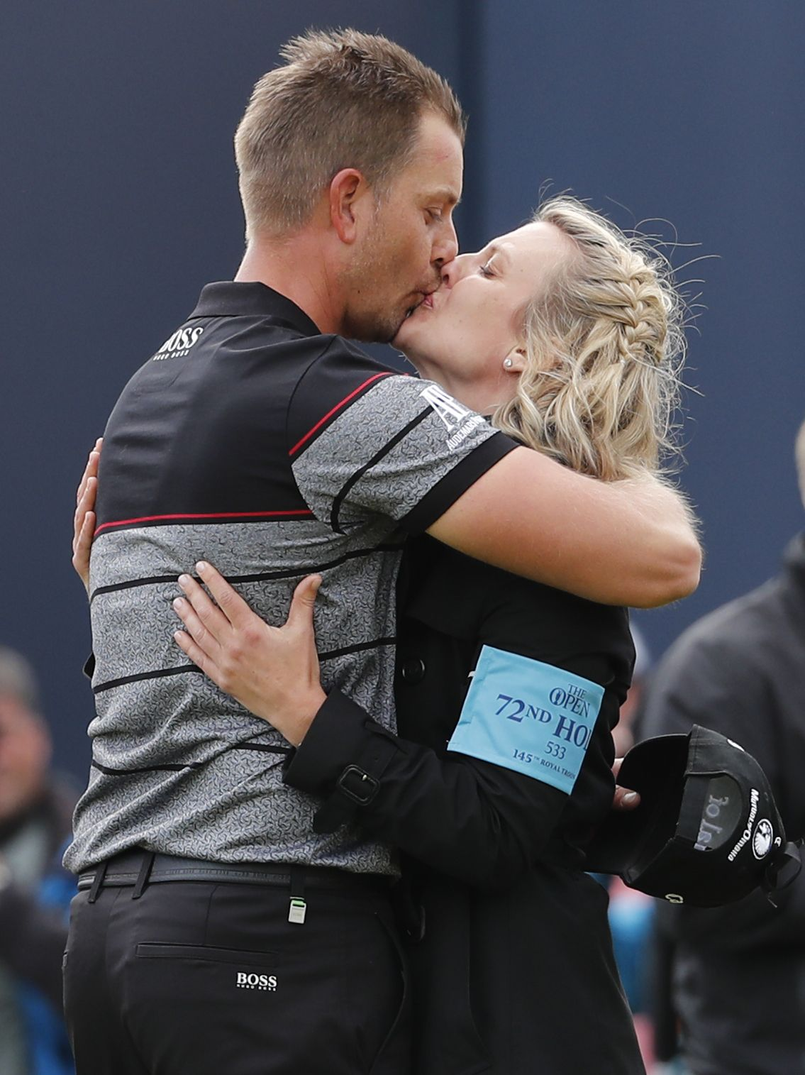 Stenson's Gamecock connection