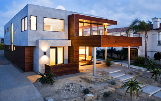 Green rating system looks to LEED way in eco-friendly home design ...