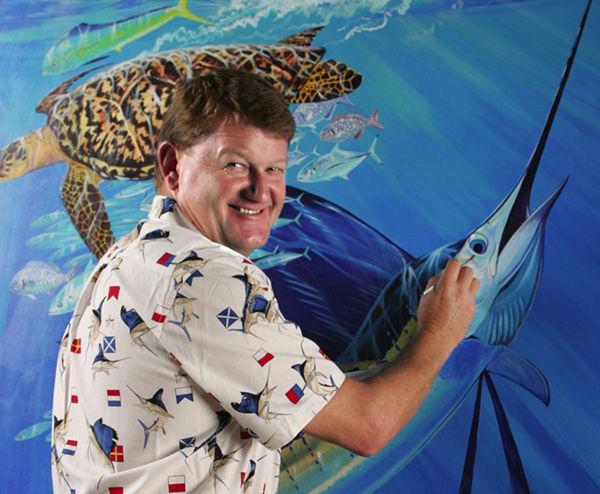 Artist Harvey to meet fans at Palmetto Moon