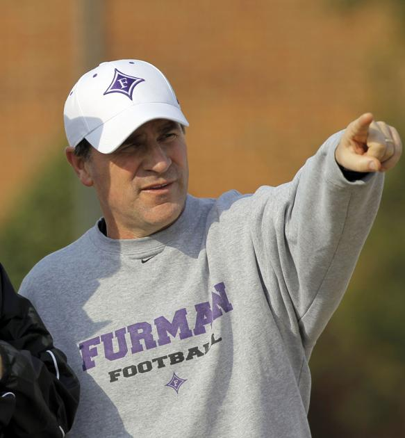 Furman Football Coach Bruce Fowler Resigns
