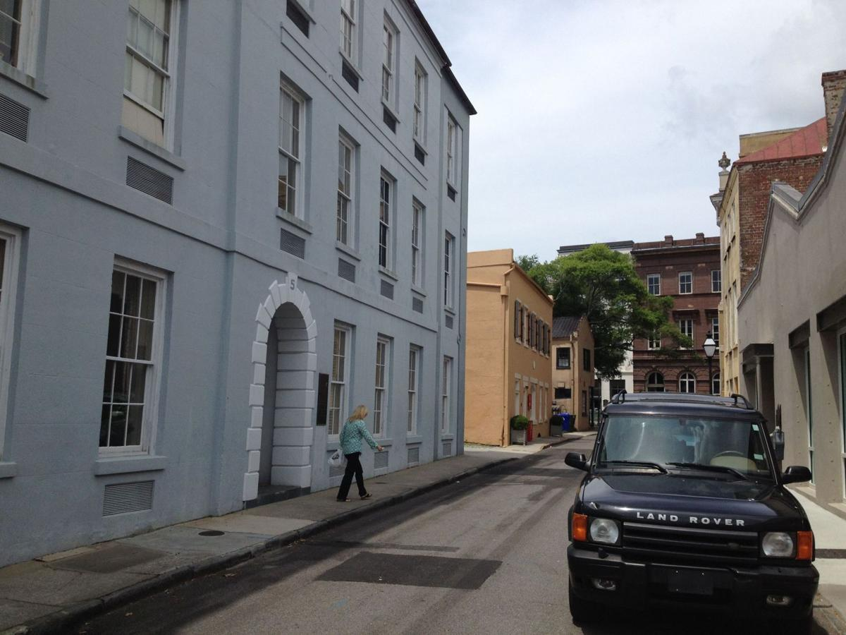 Investment group snaps up law firm's offices, parking lots in downtown Charleston