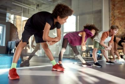 Ask the Expert - Fit Family: Tips for exercising with kids and why it's important