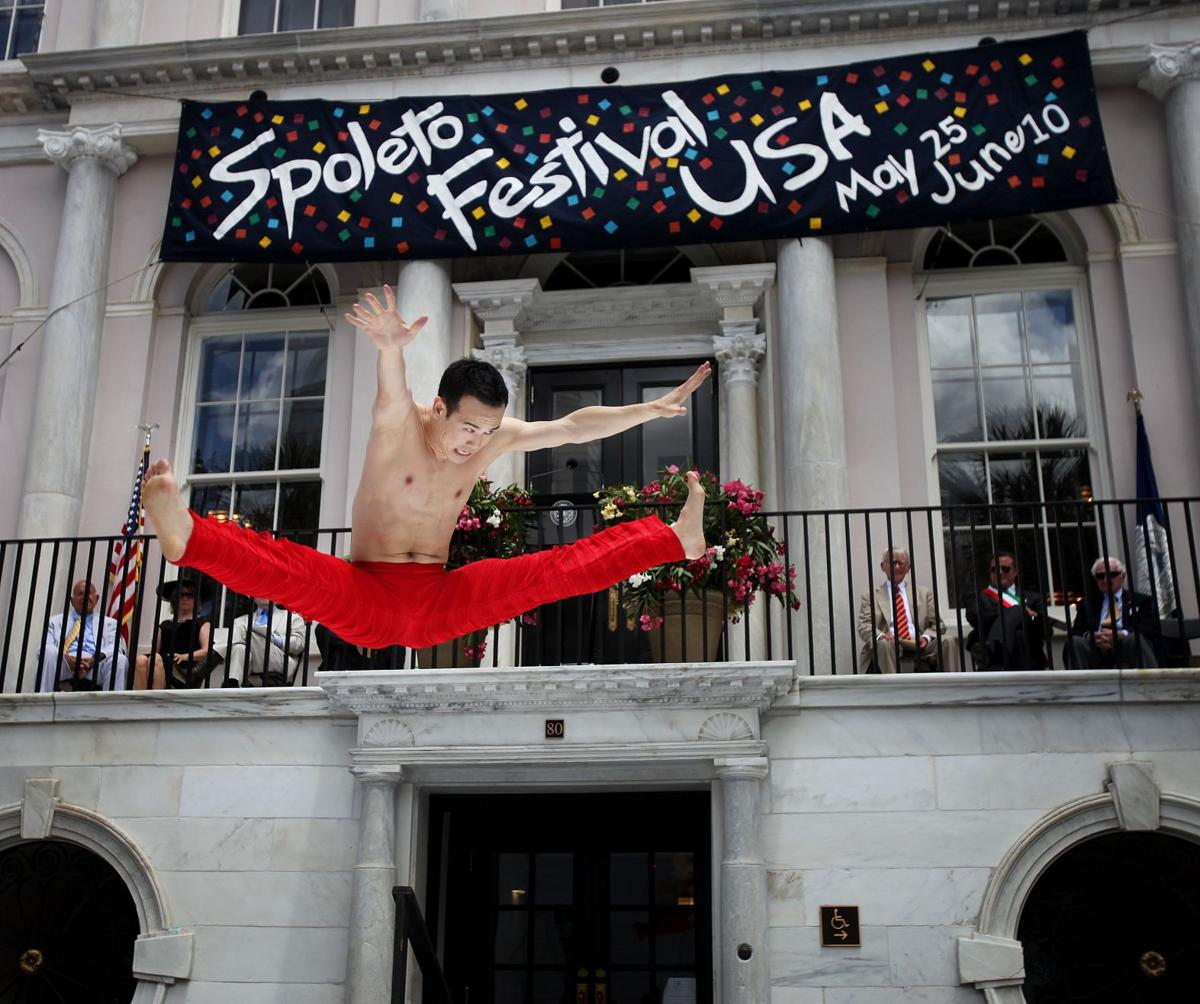 Welcome back, Spoleto Festival