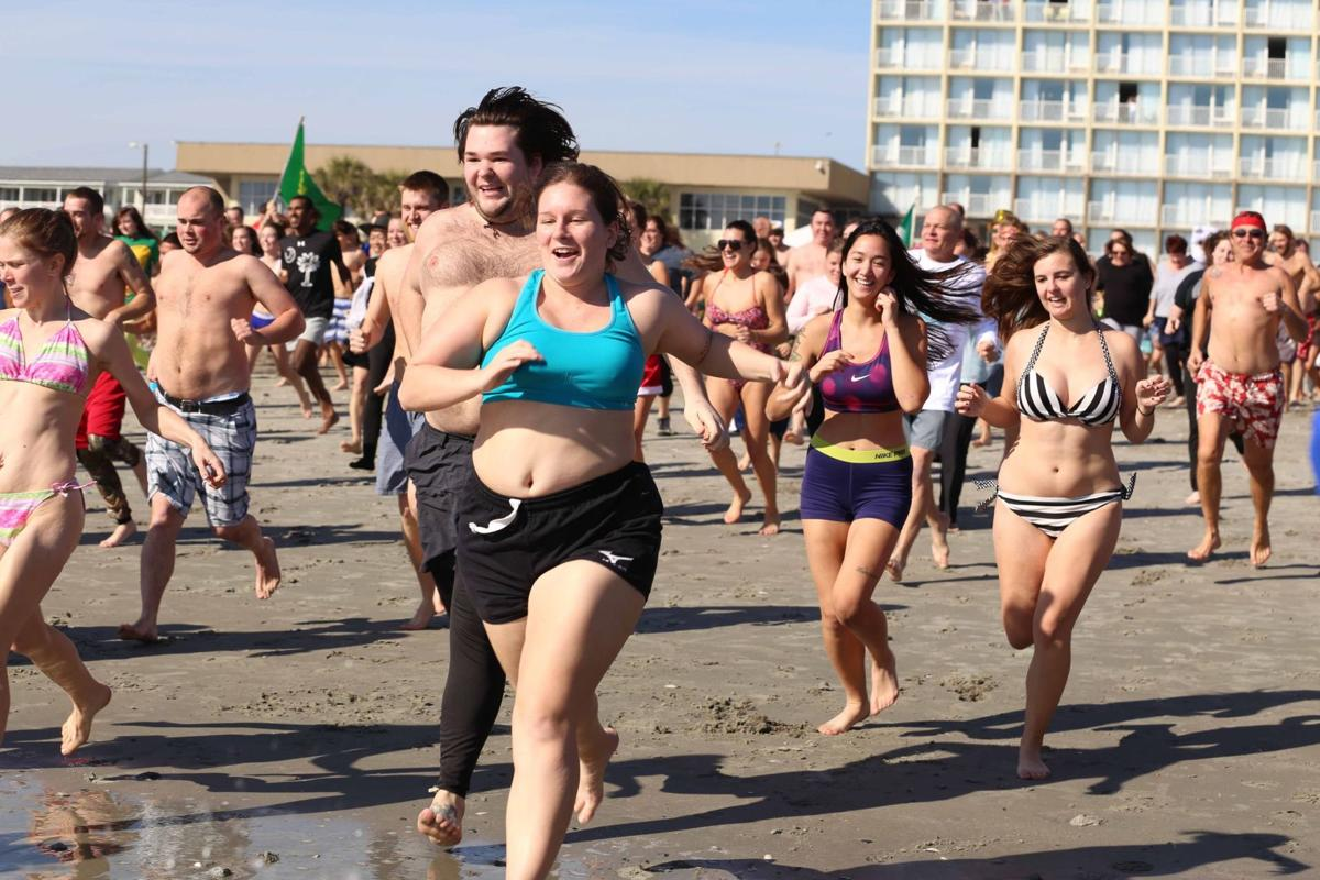 Gallery: Folly Beach - Come Freeze Your Bills Off