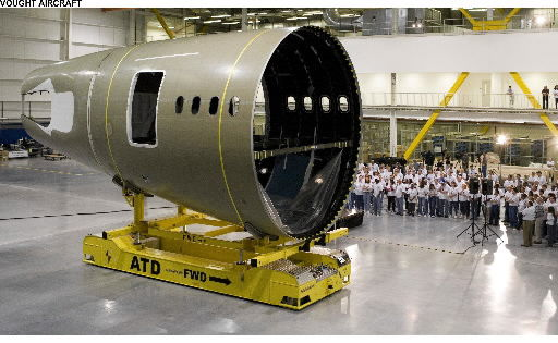Vought Aircraft plant workers narrowly vote in favor of union
