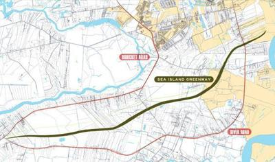 Sea Island Greenway push far from over Regional council studies funding