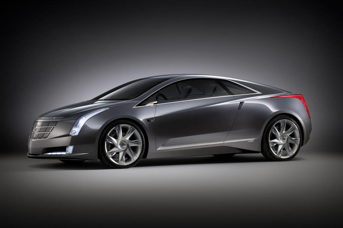 GM to start producing electric Cadillac in 2013