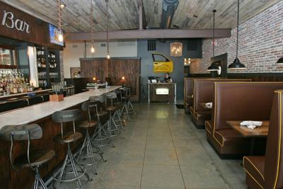 Rutledge Cab Co. a filling station for diners