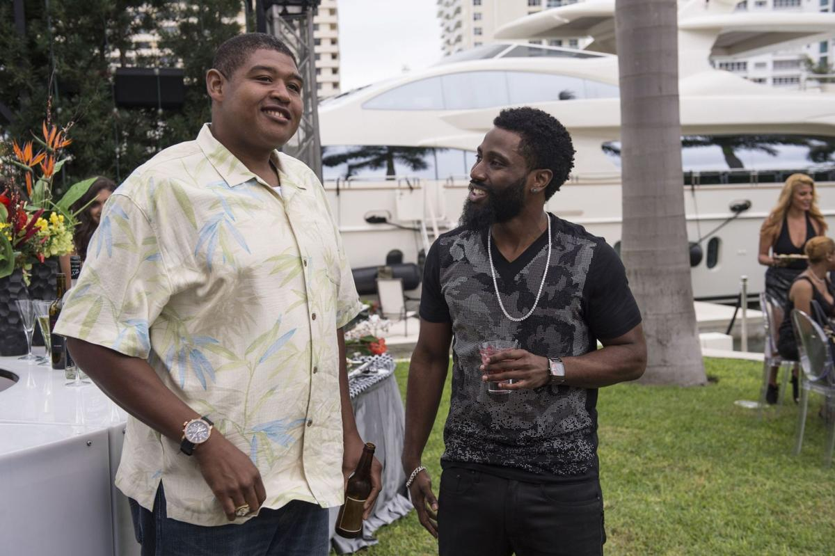 'Ballers' looks at humor, drama in the lives of pro athletes
