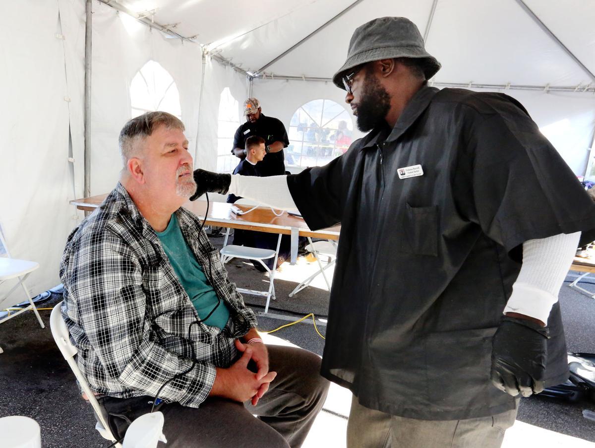 VA Stand Down Against Homelessness