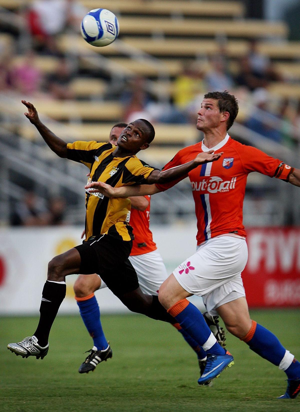Charleston Battery to face Pittsburgh Riverhounds tonight at Blackbaud Stadium