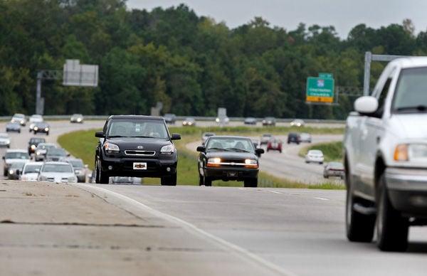 Study ponders interstate 526 traffic