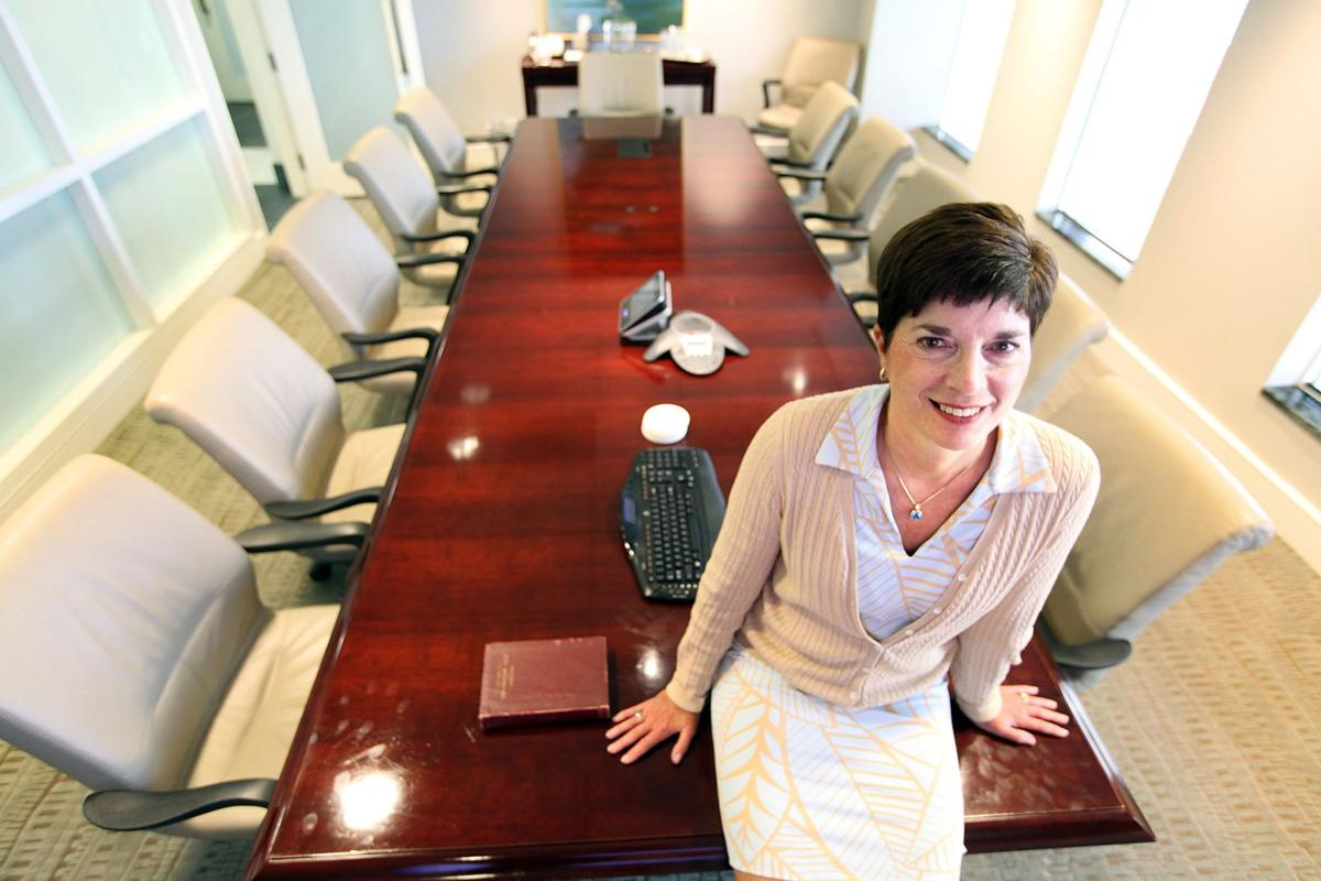 Leading lawyer S.C. Bar's Paylor says women shouldn't hold back