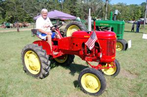 Adams Run show brings out farm-equipment enthusiasts, tractor pull fans
