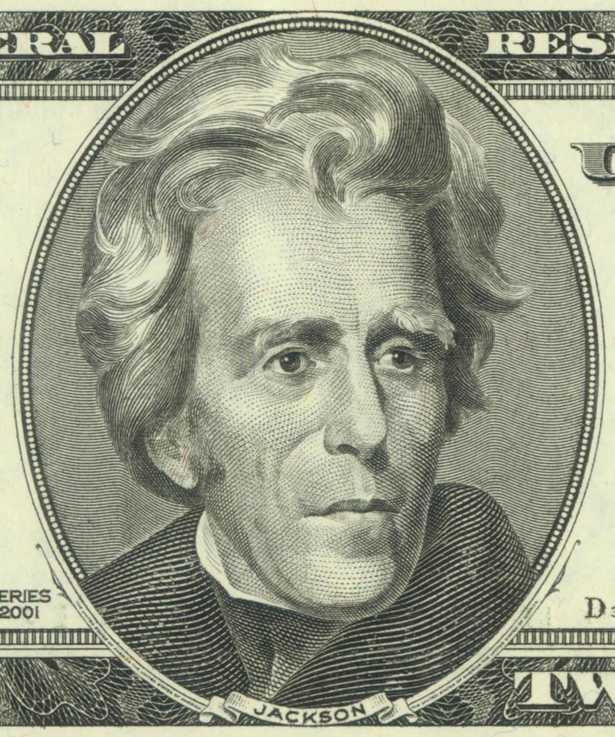 Move over, Andrew Jackson? Treasury's planning a big change for cash; women will be honored