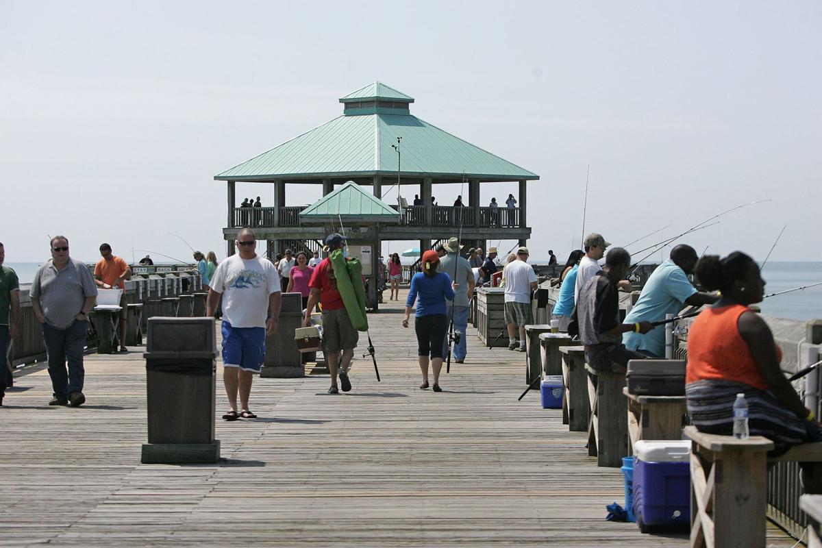Pier fishing tournament season opens on Saturday