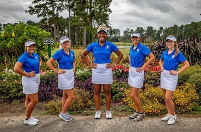 Berkeley girls golf