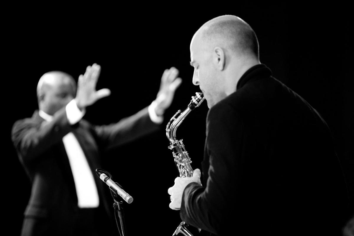 Robert Lewis, Charleston Jazz Orchestra