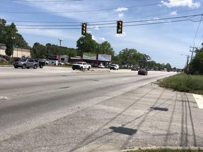 1 Person Seriously Injured In Crash Involving Charleston Sheriff S