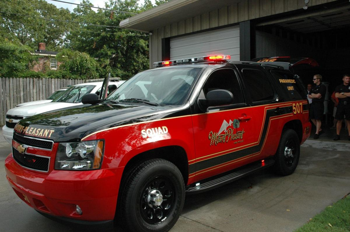 Mount Pleasant Fire Department completes pilot program, saved $18,000 in a year, chief says