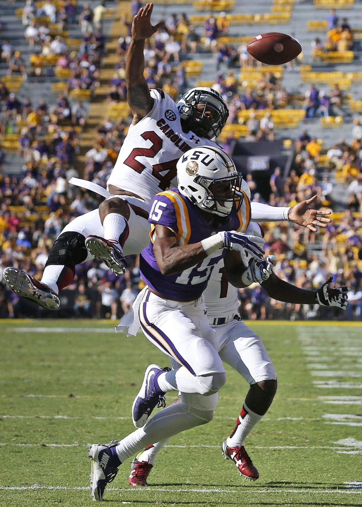 Can Smith pull Gamecocks' secondary back to the future?