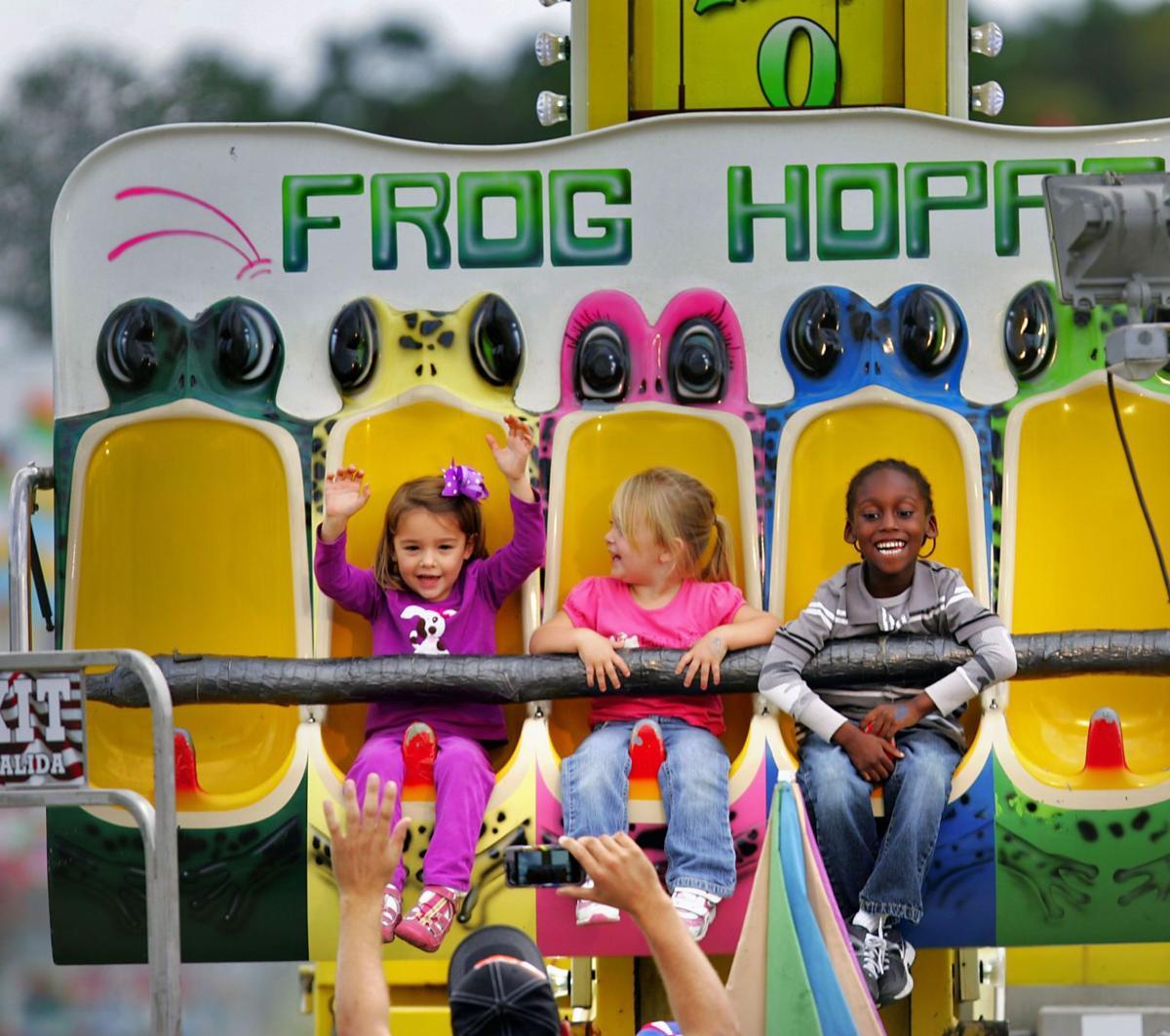 Coastal Carolina Fair Opens