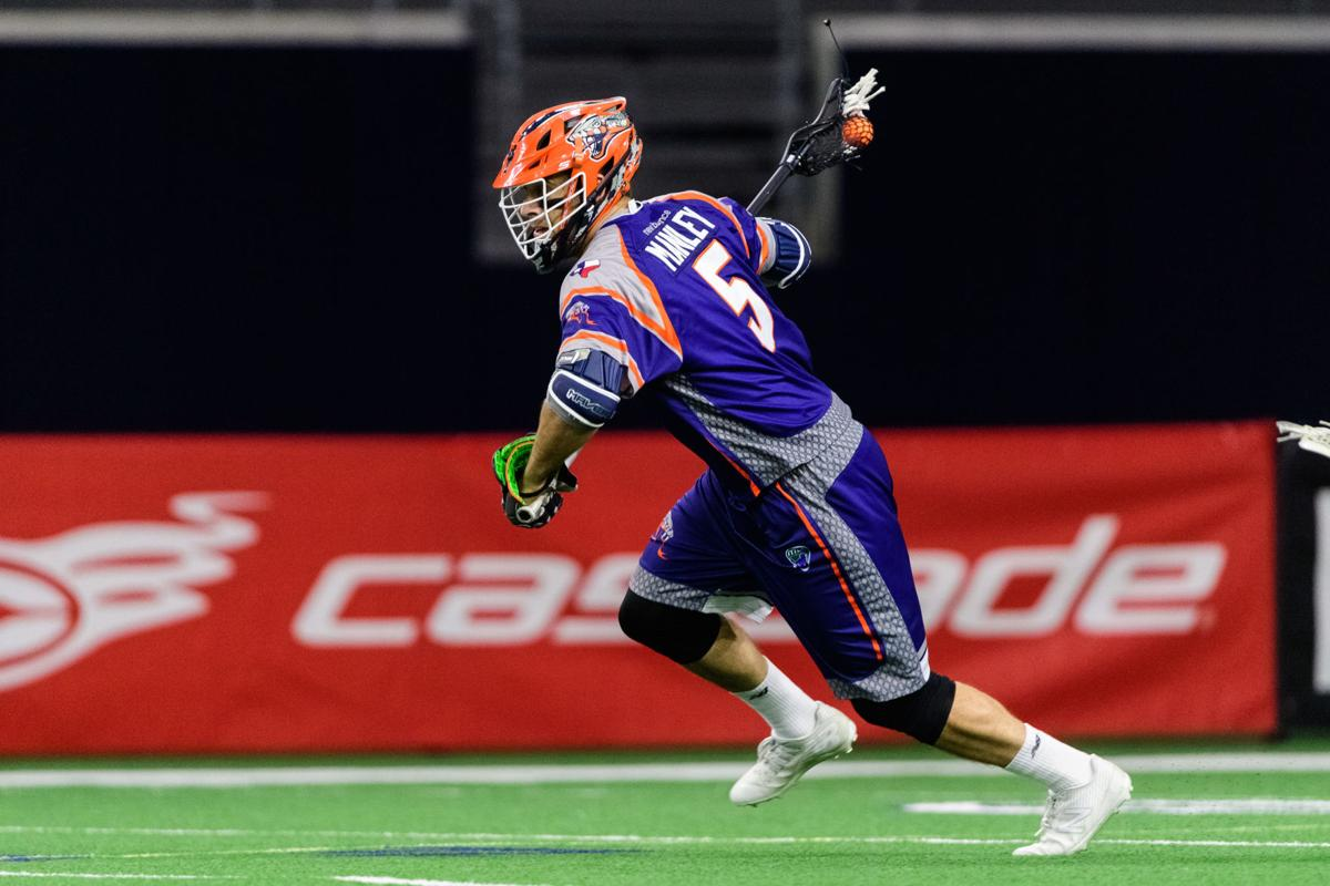 Dallas Rattlers Mike Manley
