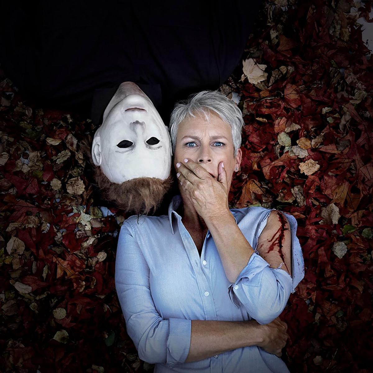 Movie Park Halloween Casting 2019.Jamie Lee Curtis Filming Halloween In Charleston And