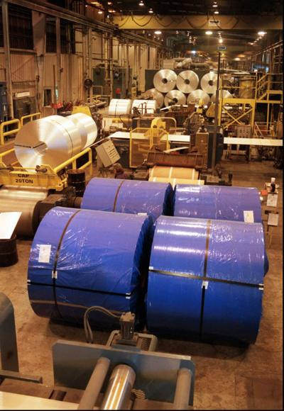 Mount Holly's other aluminum company