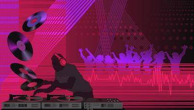DJ club cal 110916