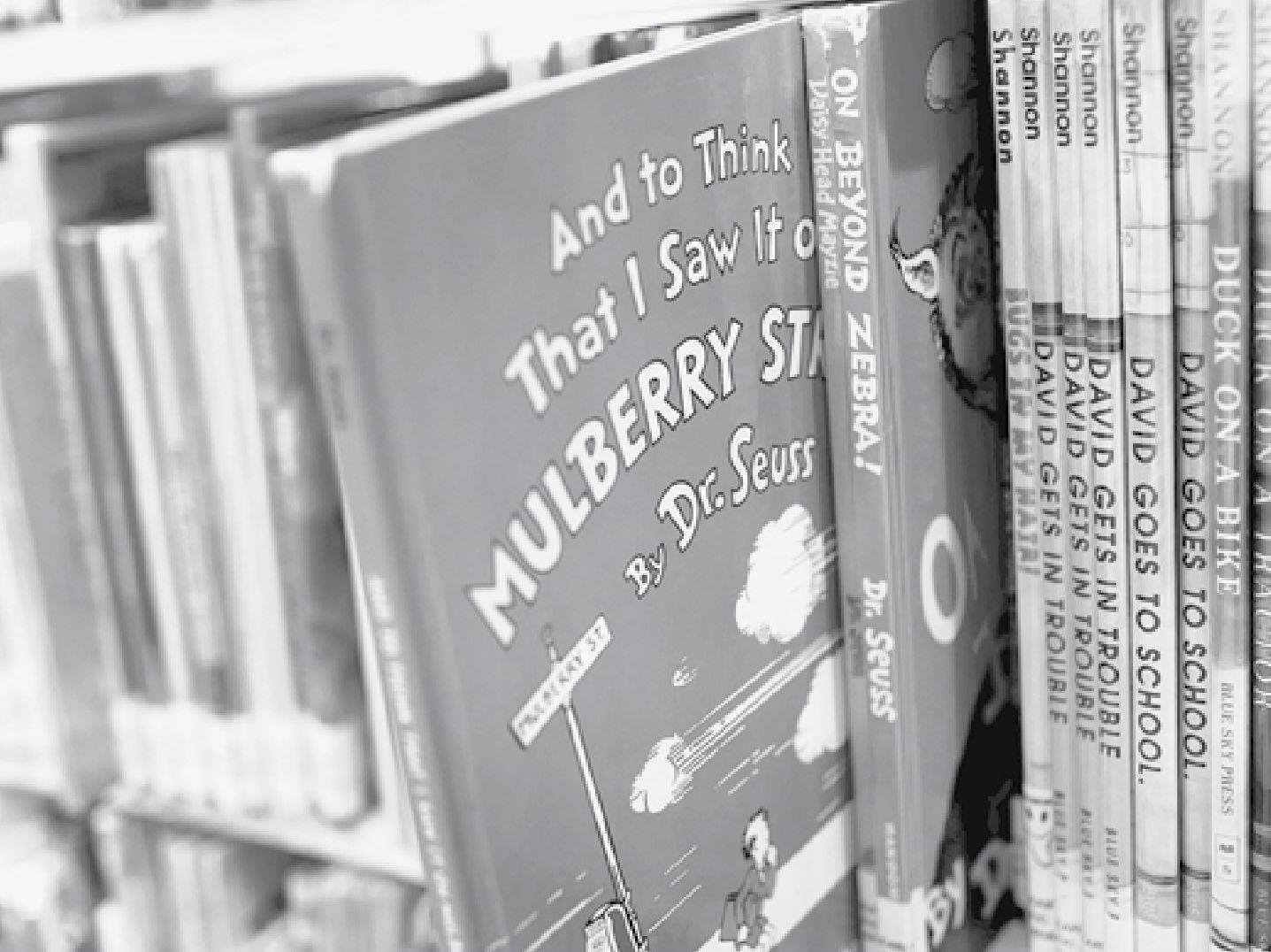 Don't tell us what to read; Cleary, Seuss were products of their time
