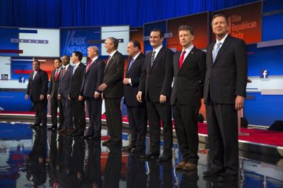 Charleston bypassed by most GOP 2016 contenders