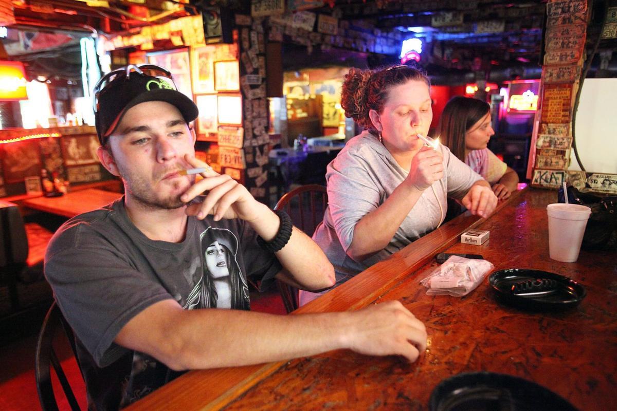 Charleston County bans public indoor smoking