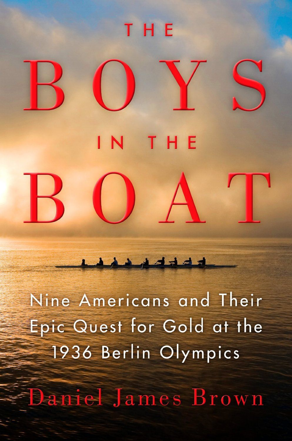 1936 rowing team's quest for gold engaging