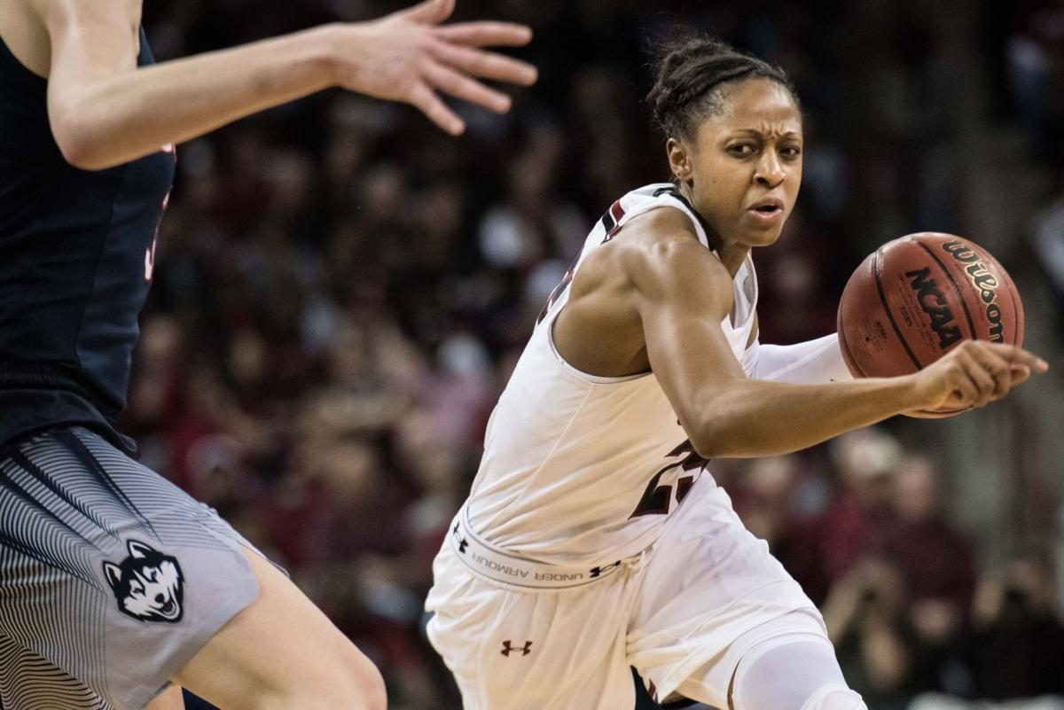 USC's Mitchell expected to go early in WNBA draft
