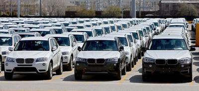 BMW makes S C  foreign trade zones among busiest   Business