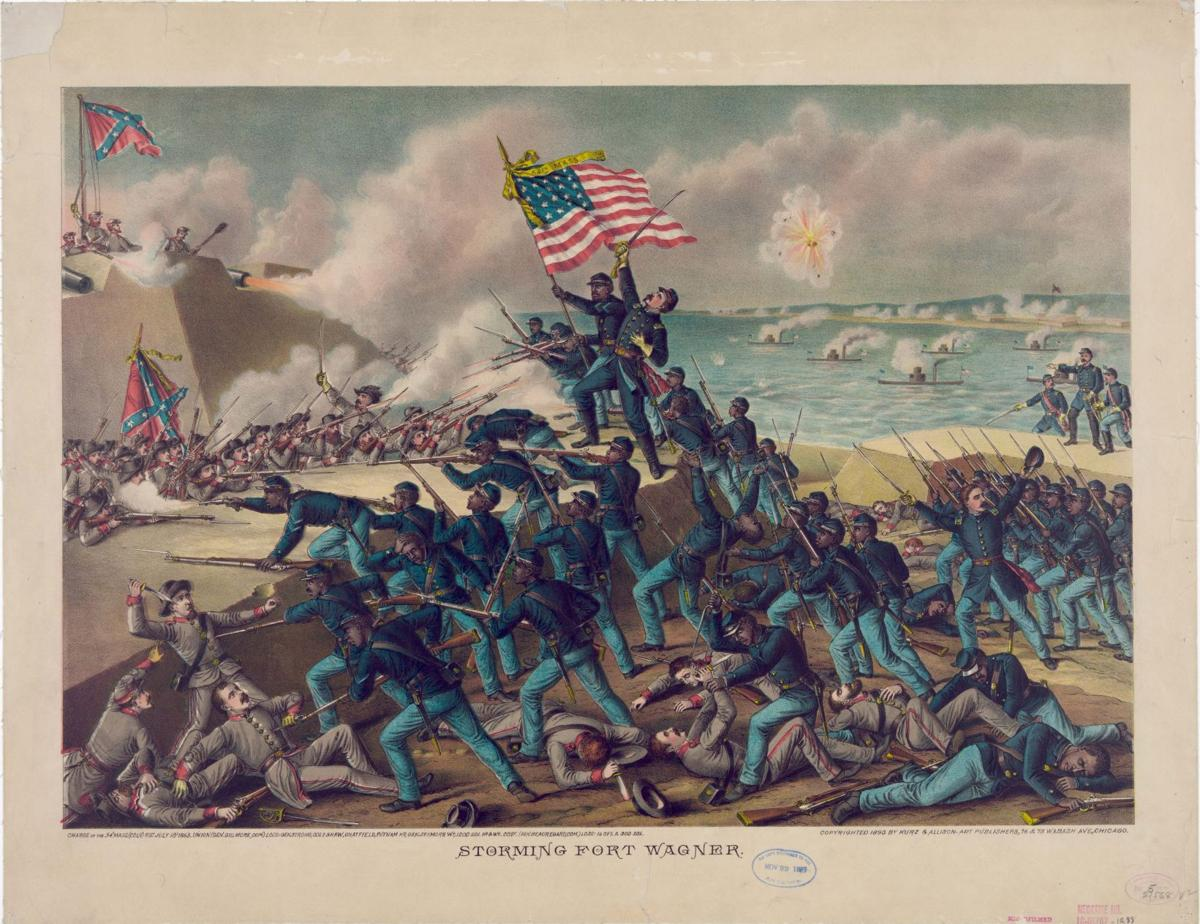 1st black Union soldiers honored in D.C. exhibit