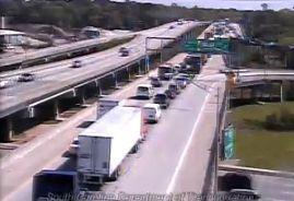 Wrecks on I-526 and Ravenel Bridge snarling traffic toward Mount Pleasant