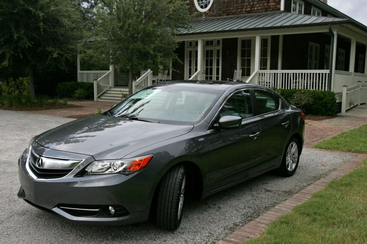 Ground Floor: Sporty new ILX provides Acura with entry-level sedan showcasing gas, hybrid versions