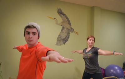 Exhcange Fort Meade Yoga