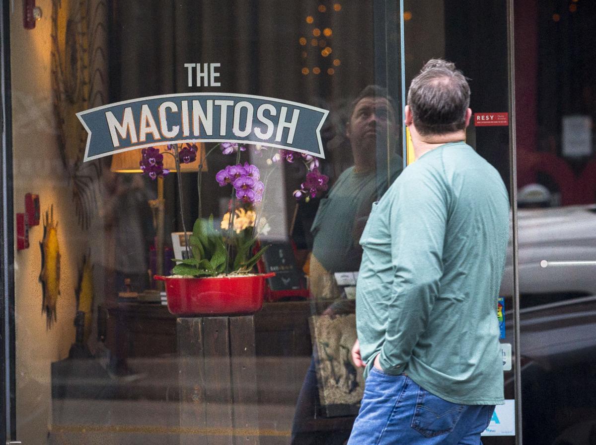 The Macintosh to become Maya