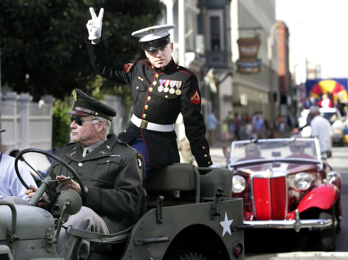 Remembering former Marine Nick Riccio